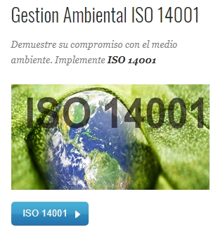 Gestión Ambiental - ISO 14001